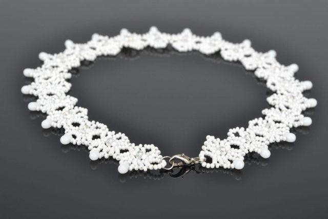 Ожерелье для начинающих
