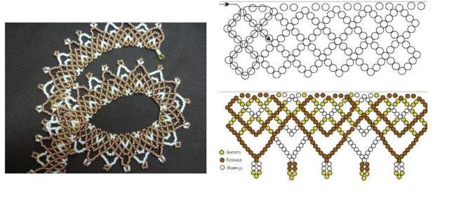 Простые схемы плетения для начинающих