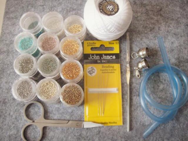 Необходимые материалы и инструменты для плетения