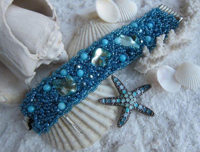 Браслет морская звезда