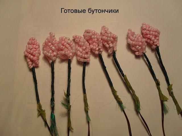 Бутоны для цветка