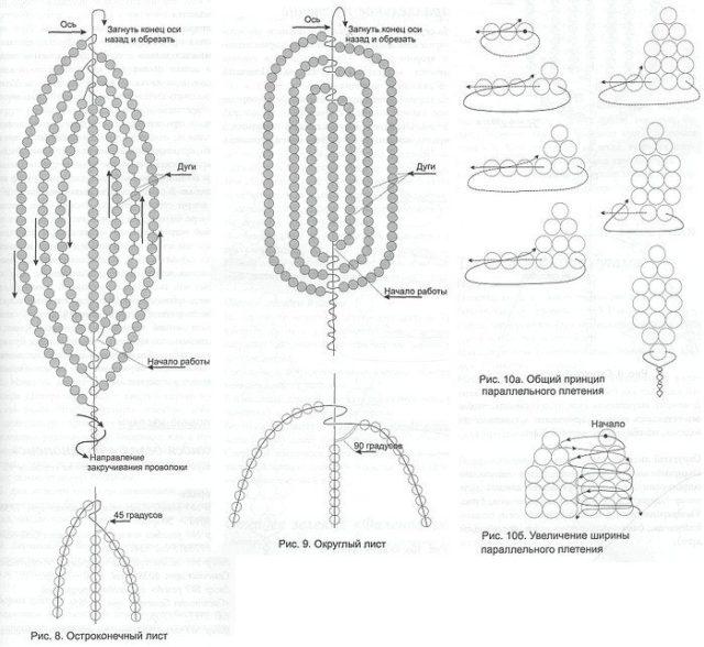 Листики для орхидеи