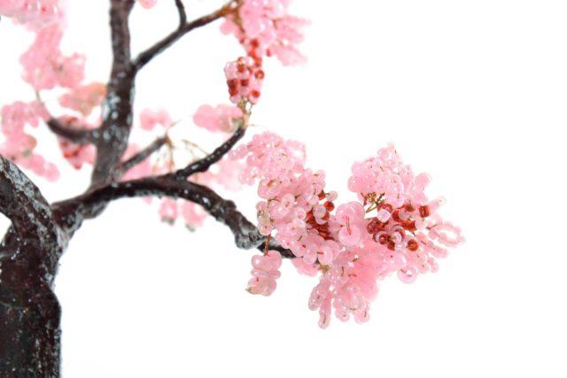 Создание стволика сакуры