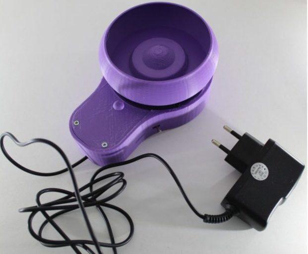 Электрический спиннер для бисера