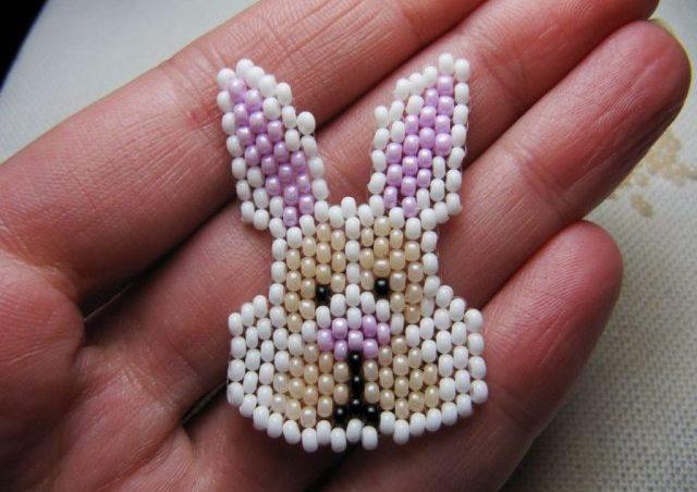 Как сплести зайца или кролика