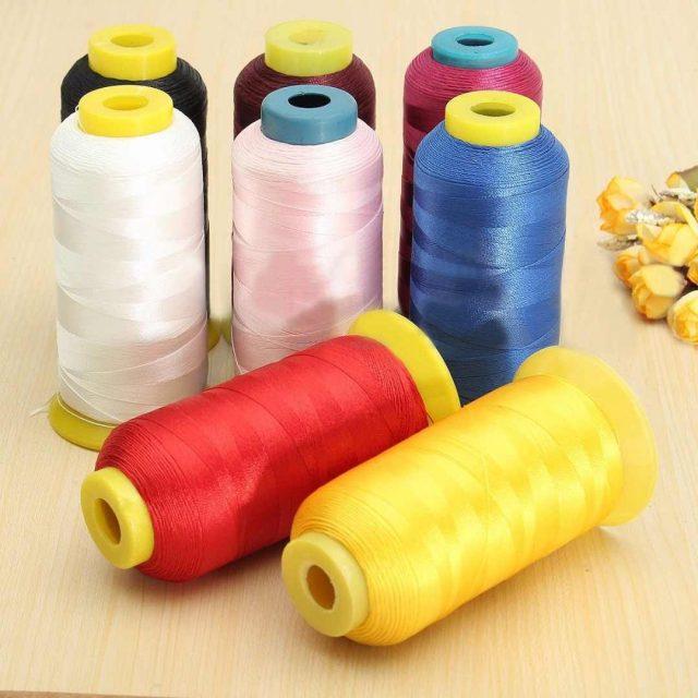 Нить для плетения бисером