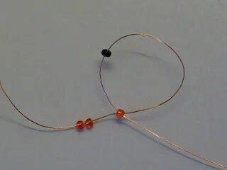 Схема плетения крабика