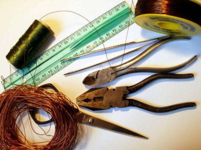 Материалы и инструментыдля работы
