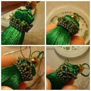 Что декорируют бусинами из бисера