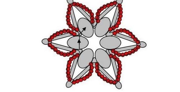 Мастер-класс плетения кулона для начинающих
