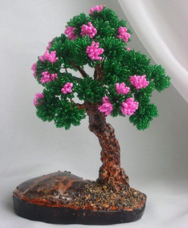 Дерево Дионис из бисера