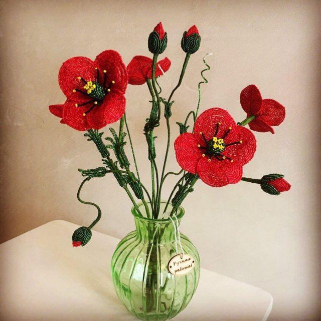 Маковый цветок